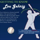 Getting to Know Lou Gehrig