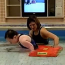 Arthrogryposis Multiplex Congenita Rehabilitation in Water