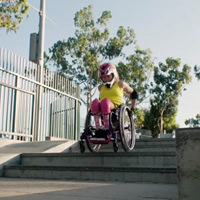 Active Wheelchair Users Luzi Castillo